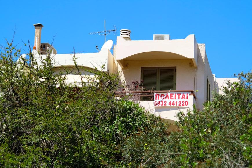 Стоимость квартиры в греции на море